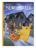 The New Yorker Cover - November 1  1999