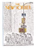The New Yorker Cover - September 16  1974