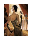 Jazz Samba Giclée par Trish Biddle
