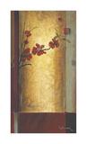 Tapisserie de fleurs II Giclée par Don Li-Leger