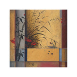 Bande de bambou Giclée par Don Li-Leger
