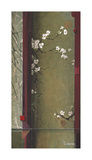 Tapisserie de fleursI Giclée par Don Li-Leger