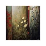 Rainforest Poppies Giclée par Don Li-Leger