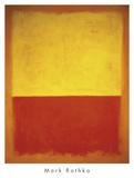 No. 12, 1954 Reproduction d'art par Mark Rothko