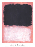 Sans titre, 1967 Reproduction d'art par Mark Rothko