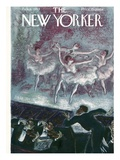 The New Yorker Cover - February 6  1943
