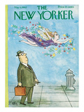 The New Yorker Cover - May 5  1962