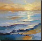 Ocean Overture Tableau sur toile par Vicki Mcmurry