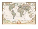 German Executive World Map