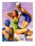 """Three Bathing Beauties ""July 8  1933"