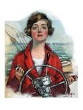"""""""Woman Sailor """"October 15  1927"""