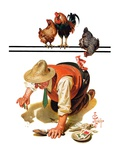 """""""Hens and Gardner """"May 11  1935"""