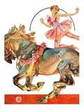 """""""Circus Bareback Rider """"May 14  1932"""