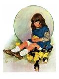 """""""Baby Chicks """"May 7  1932"""
