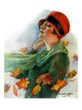"""Fall Leaves ""November 5  1927"