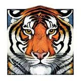 """""""Tiger Head """"September 18  1926"""
