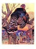 """Turkey in the Tree ""November 25  1939"