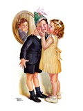 """Birthday Kiss ""March 5  1938"