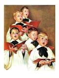 """""""Choir Boys Will Be Boys """"December 10  1938"""