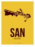 San San Diego Poster 1