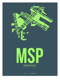 Msp Minneapolis Poster 2