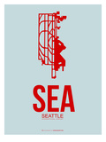 Sea Seattle Poster 1