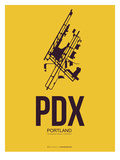 Pdx Portland Poster 3