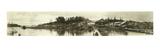 Panoramic Photo of Gig Harbor  WA (January 16  1927)