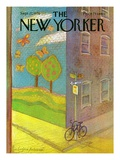 The New Yorker Cover - September 27  1976