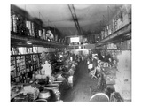 Augustine Kyer Grocery Store Interior  Seattle  1909