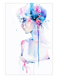 Défaite Reproduction d'art par Agnes Cecile
