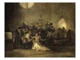 Exorcism Scene