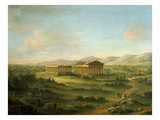 Temples of Paestum  Italy (Ancient Greek Colony)