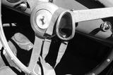 Ferrari Steering Wheel 1 Tableau sur toile par NaxArt