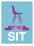 I Like to Sit 3