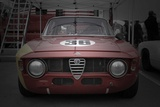 Alfa Romeo Laguna Seca Tableau sur toile par NaxArt