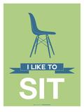 I Like to Sit 1