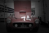 Ferrari Front Open Hood