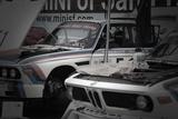 BMW M Racing Team Tableau sur toile par NaxArt