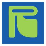 Letter R Green