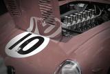 Ferrari open hood Tableau sur toile par NaxArt