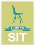 I Like to Sit 2