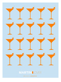 Martini Lover Orange
