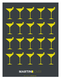 Martini Lover Yellow