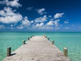 Bahamas  Eleuthera Island  Tarpum Bay  Town Pier