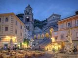 Italy  Amalfi Coast  Amalfi  the Cathedral (Duomo)