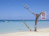 Long Bay  Negril  Westmoreland Parish  Jamaica  Caribbean