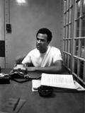 Huey Newton - 1968