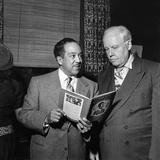 Langston Hughes  Carl Van Vechten