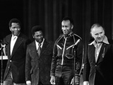 Raymond St Jacques  Sidney Poitier BB King  Rod Steiger - 1973